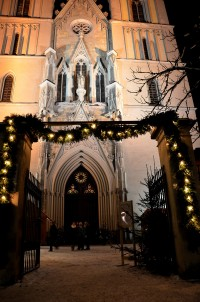 Orgelkonzert und Lesung weihnachtlicher Texte